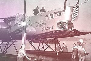 «Летающие крепости» Владимира Петлякова